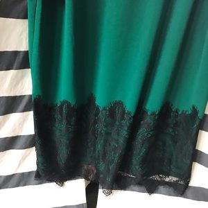 est 1946 Dresses - EST 1946 Emerald and Lace Dress 👗 Size 22w